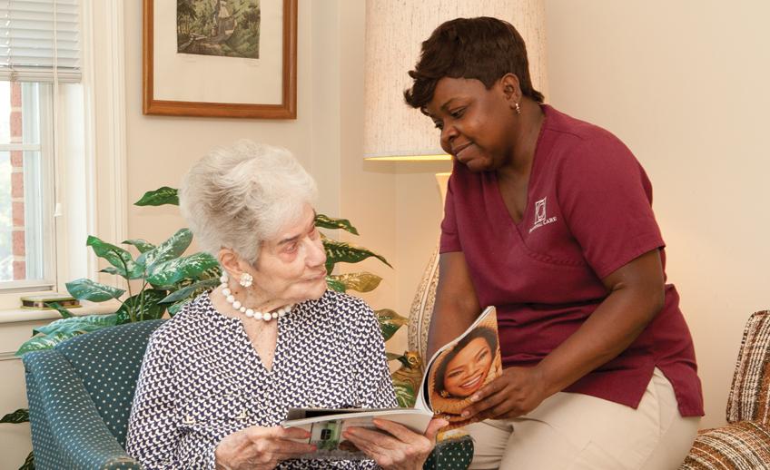 Companion services personal care inc atlanta home